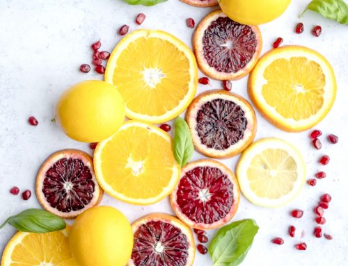 ¿Sabías que la fruta aporta diferentes beneficios según su color?